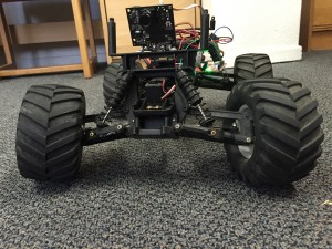 Pixy RC Car Project